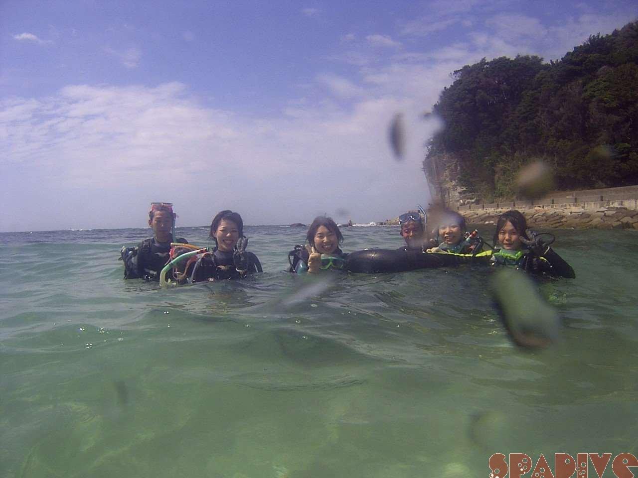 2005年09月撮影海フォトギャラリー|南紀白浜スパダイブ