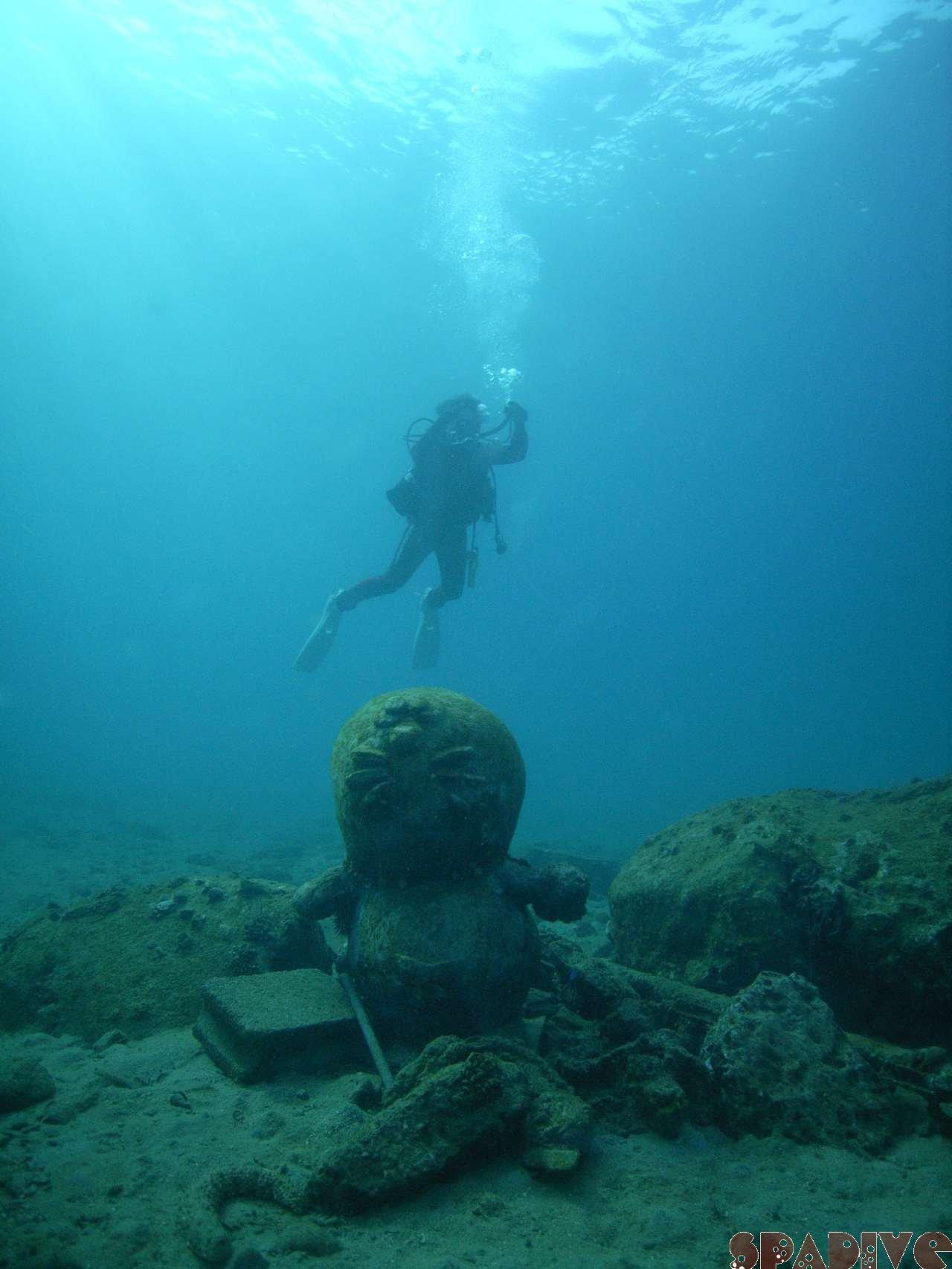 2007年1月撮影海フォトギャラリー 南紀白浜スパダイブ