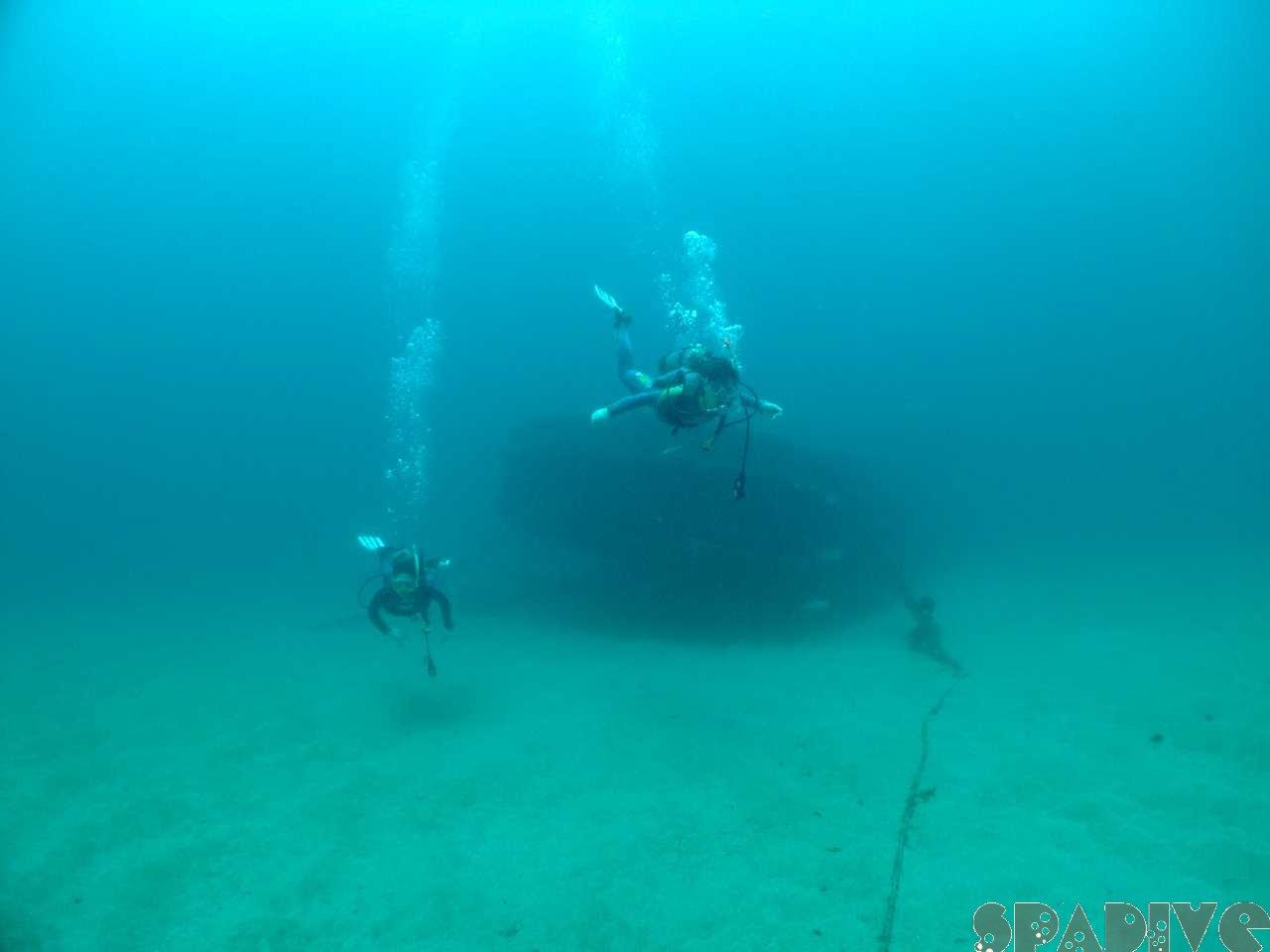 北の根ボートAOWファンダイブ 体験ダイビング 5/9/2010南紀白浜