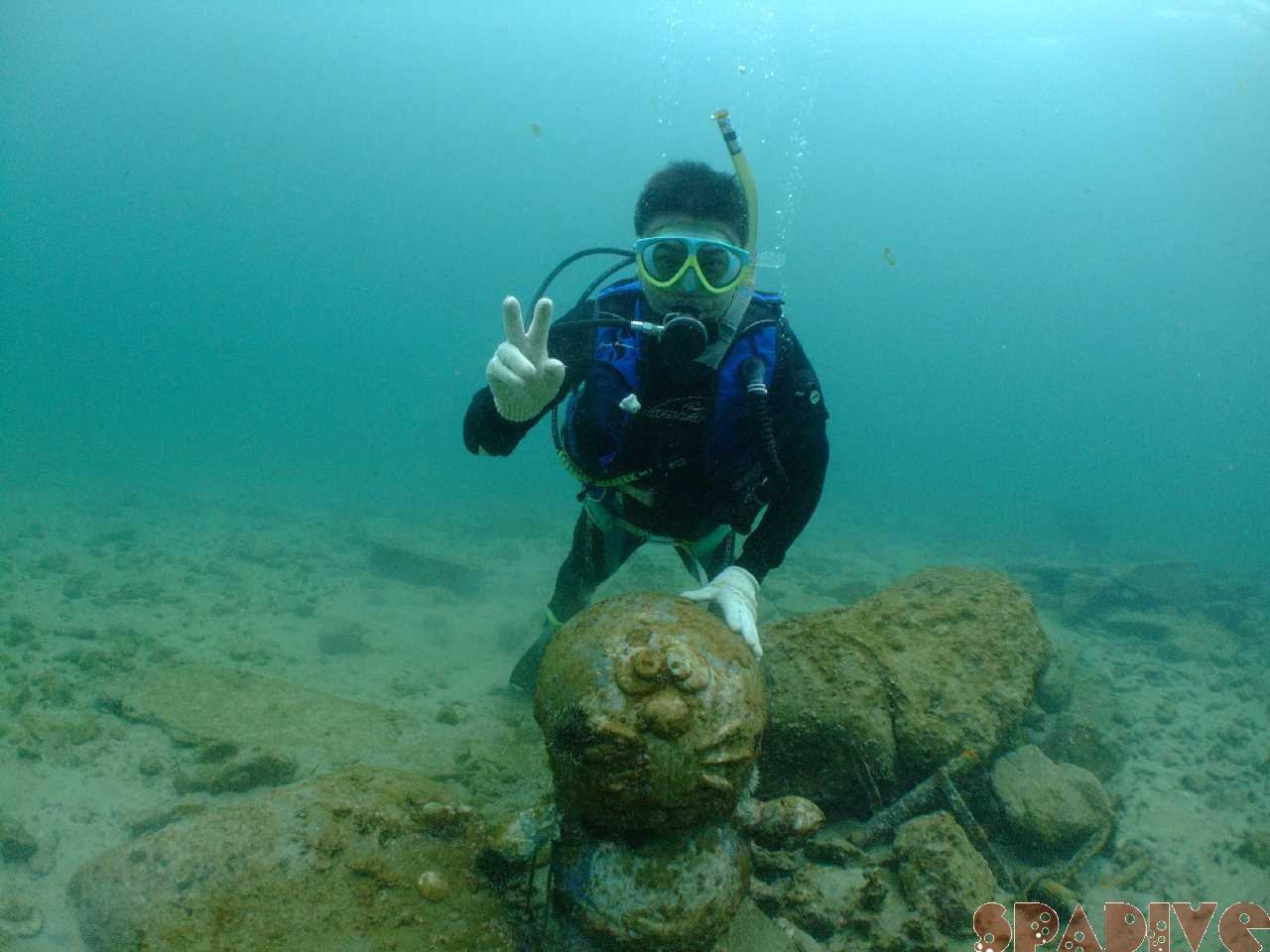 2011年初潜り|体験ダイビング|1/3白浜海情報