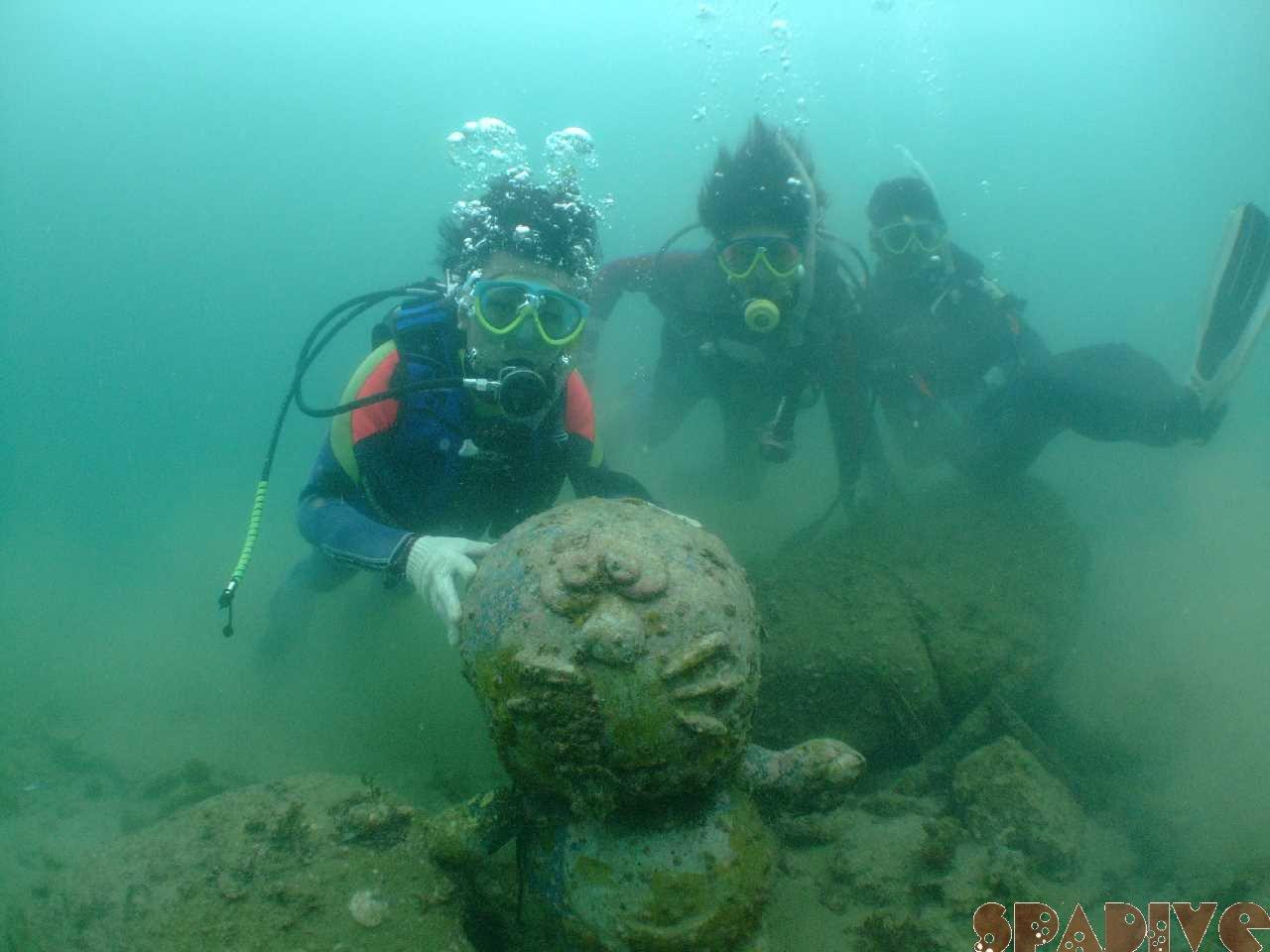 体験ダイビング&ファンダイブ|白良浜海開き|5/3/2011南紀白浜