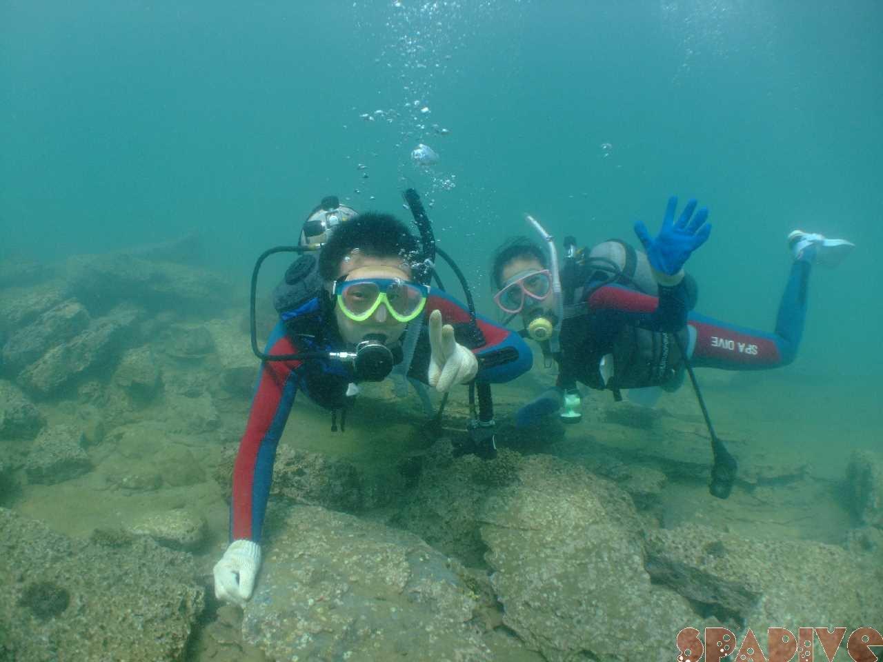 2011年10月撮影海フォトギャラリー|南紀白浜スパダイブ