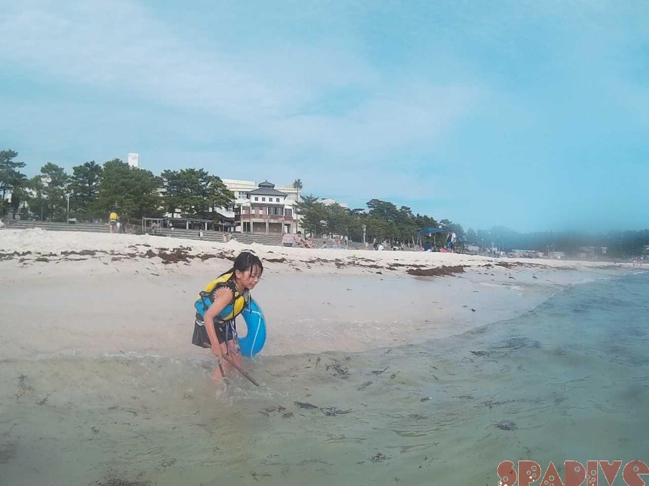 2020年夏バージョンの海水浴場「しらら浜」始動!
