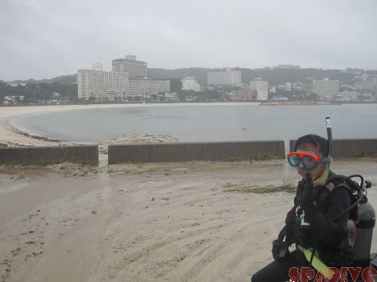 体験ダイビング|7/26/20権現崎ビーチ