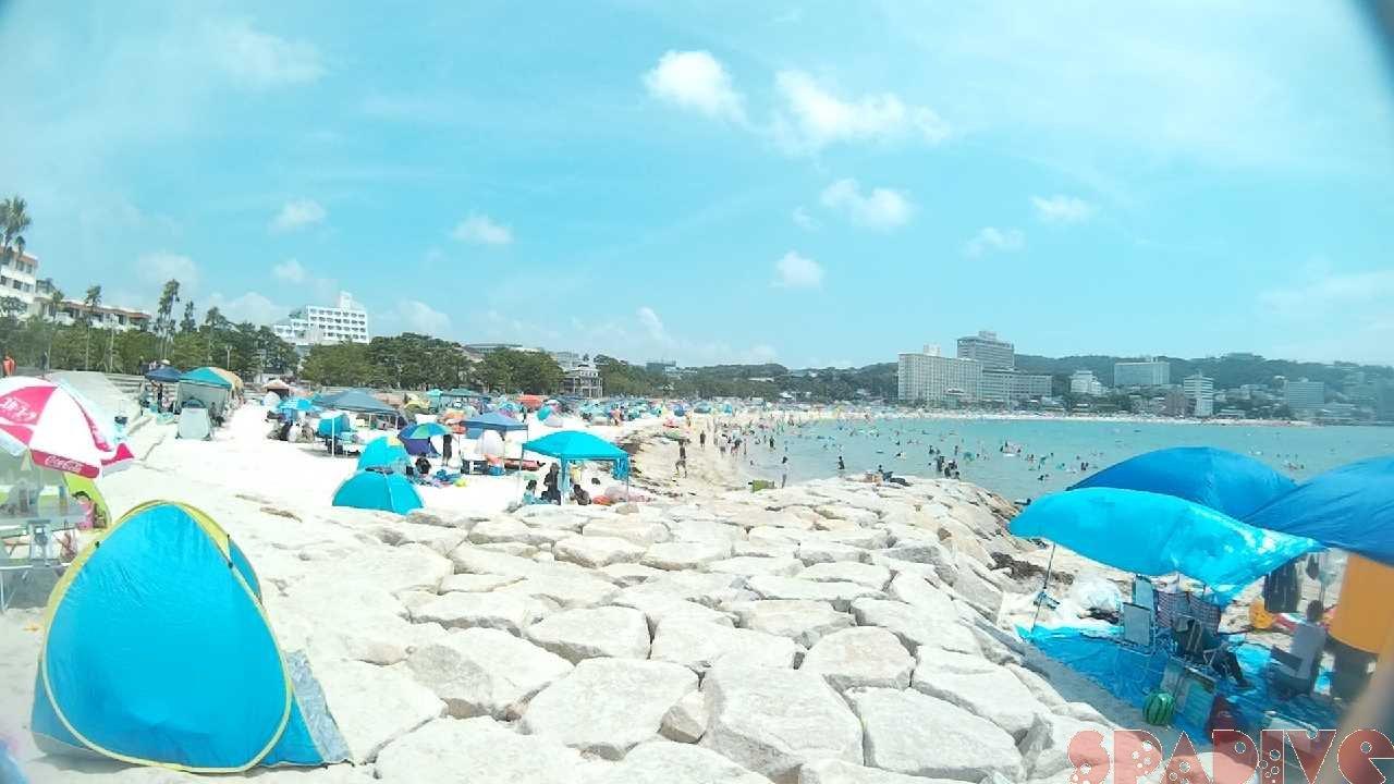 8月白良浜画像1