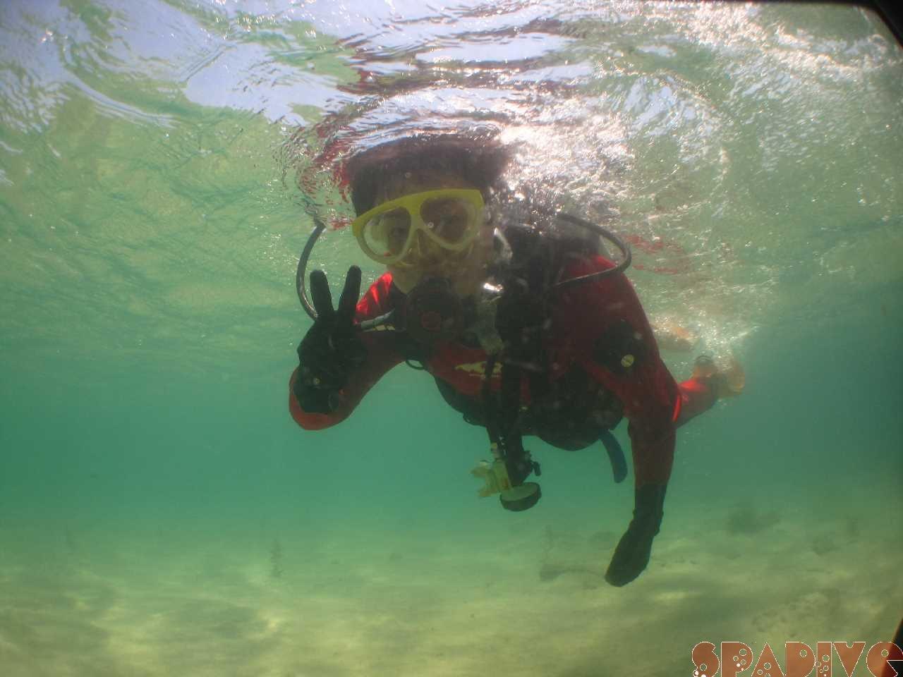 体験ダイビング(9歳バブルメーカー)|5/3/2021南紀白浜