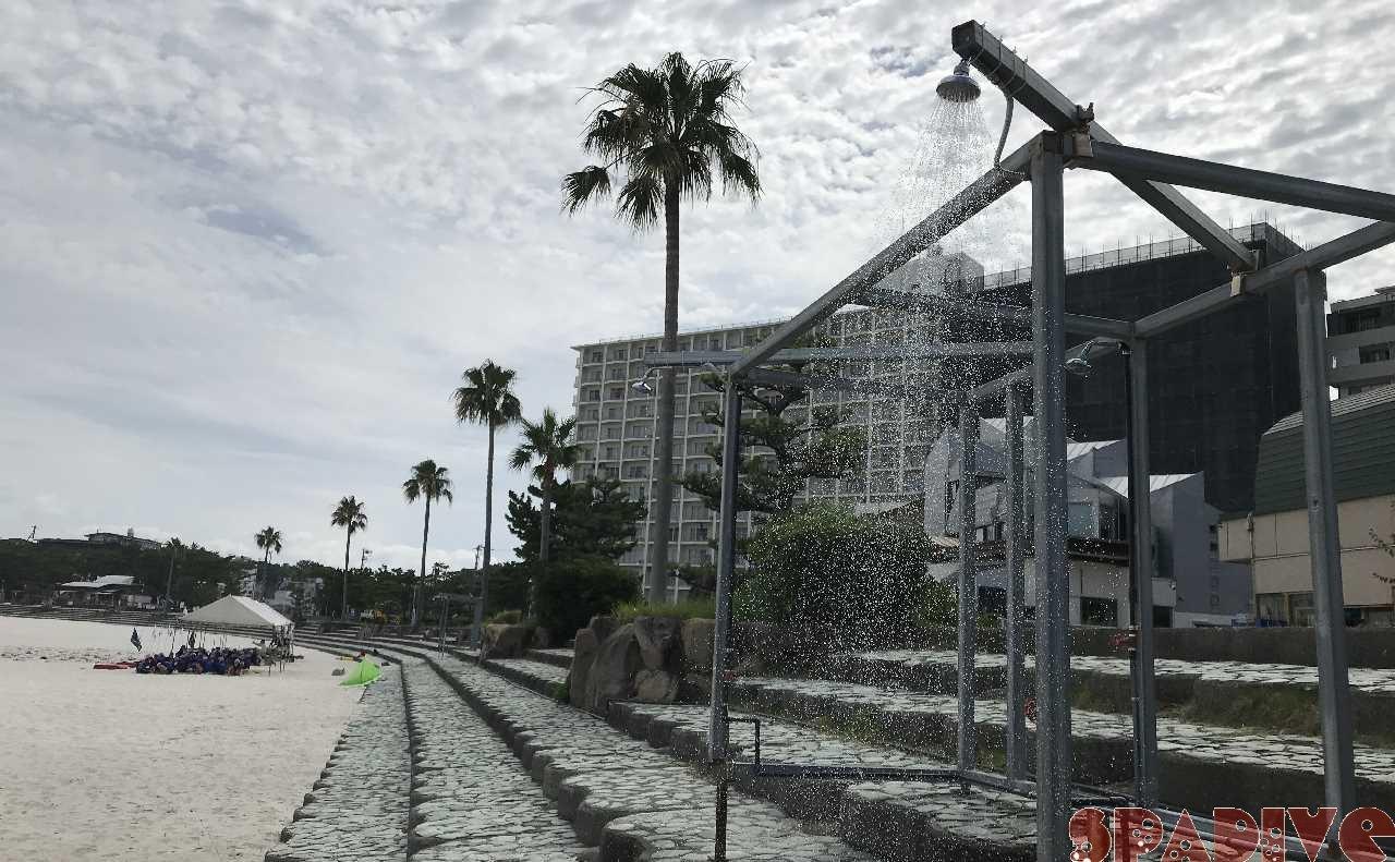 2021年夏!海開きされた白良浜海水浴場のコロナ対策取り組みなど