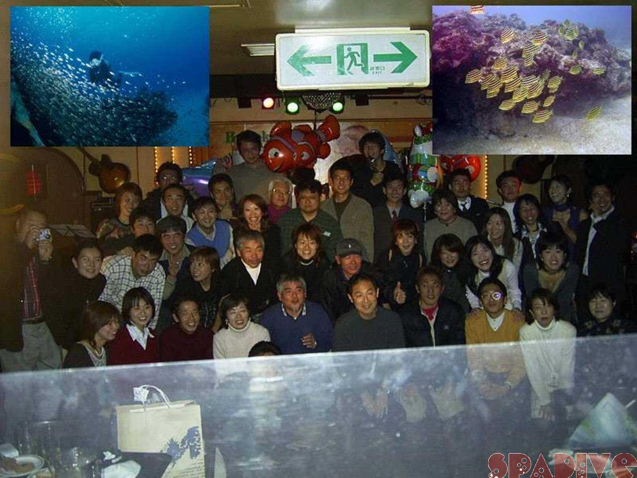 クリスマスパーティーin大阪梅田|12/12/2004