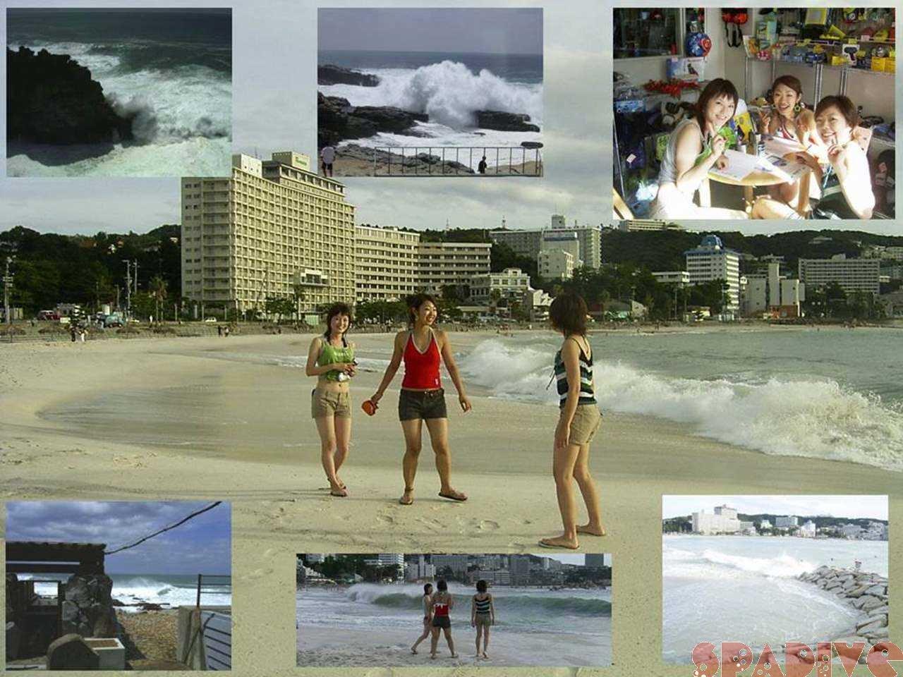 台風によりクローズ 8/28/2004