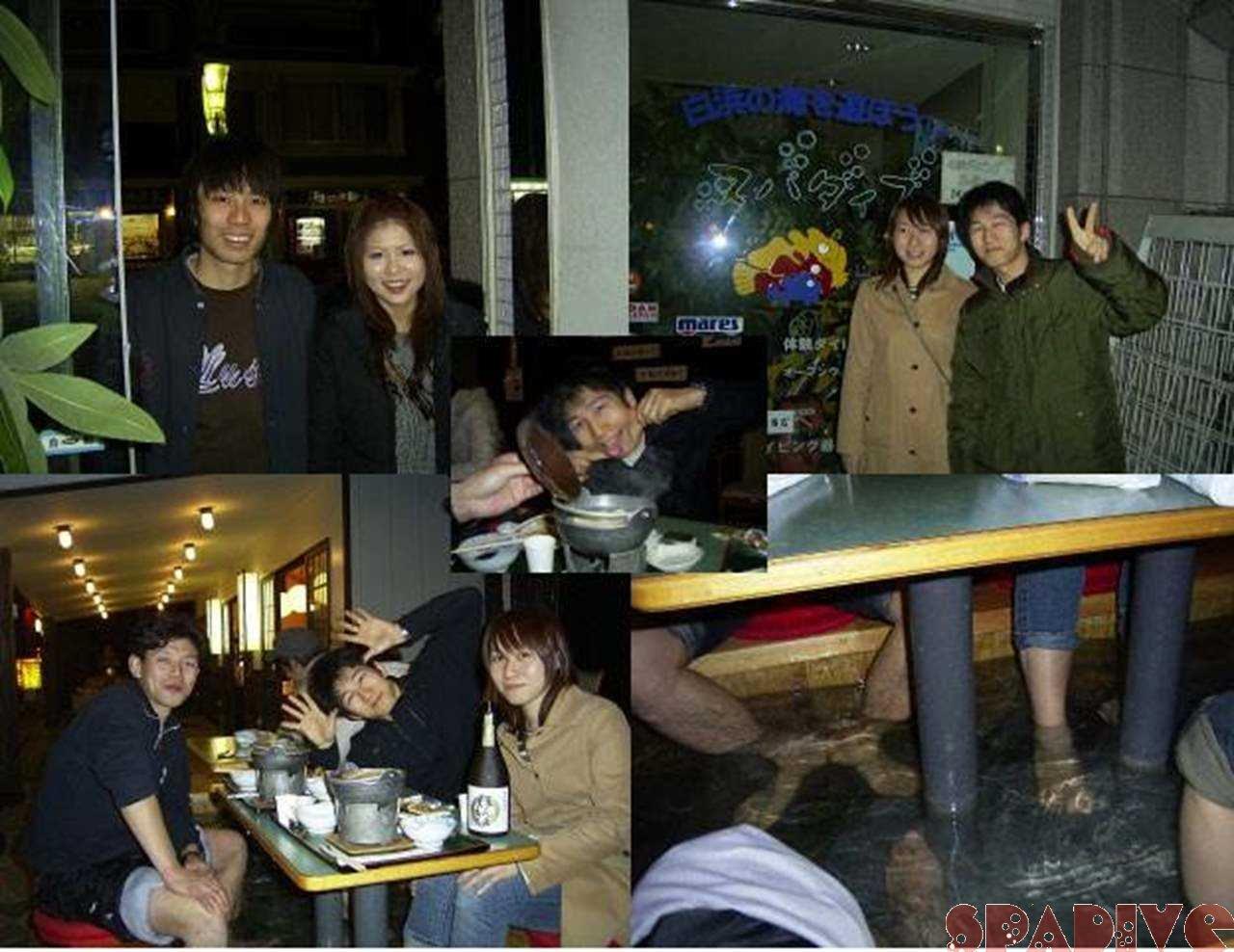 串本から帰ってびっくり!の再会と再会|3/20/2005