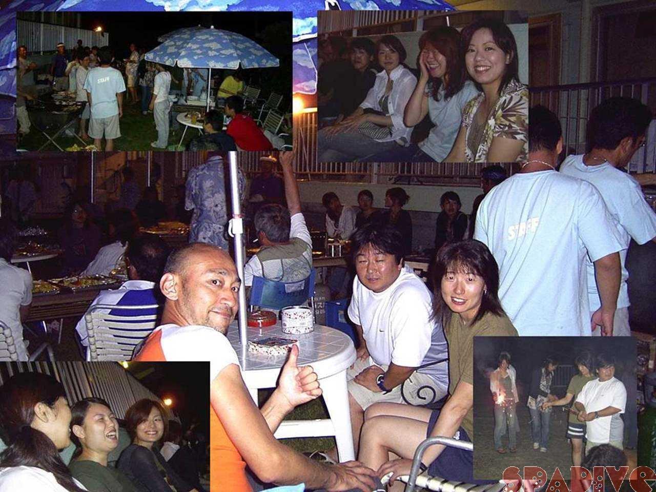白浜シーサイドパーティー前夜祭 9/17/2005