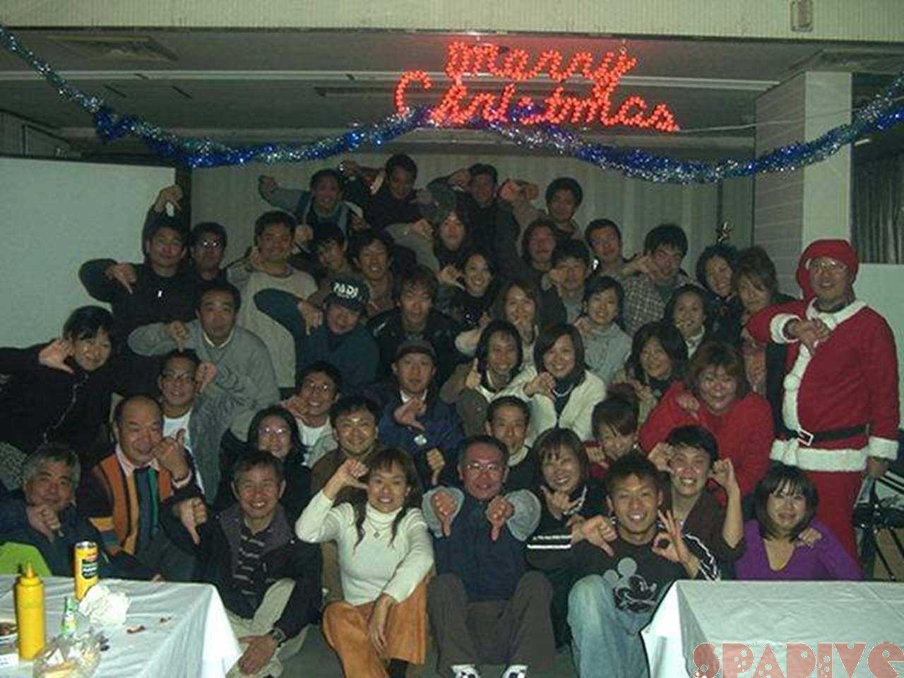 Archimedesクリスマスパーティーin大阪|12/19/2005