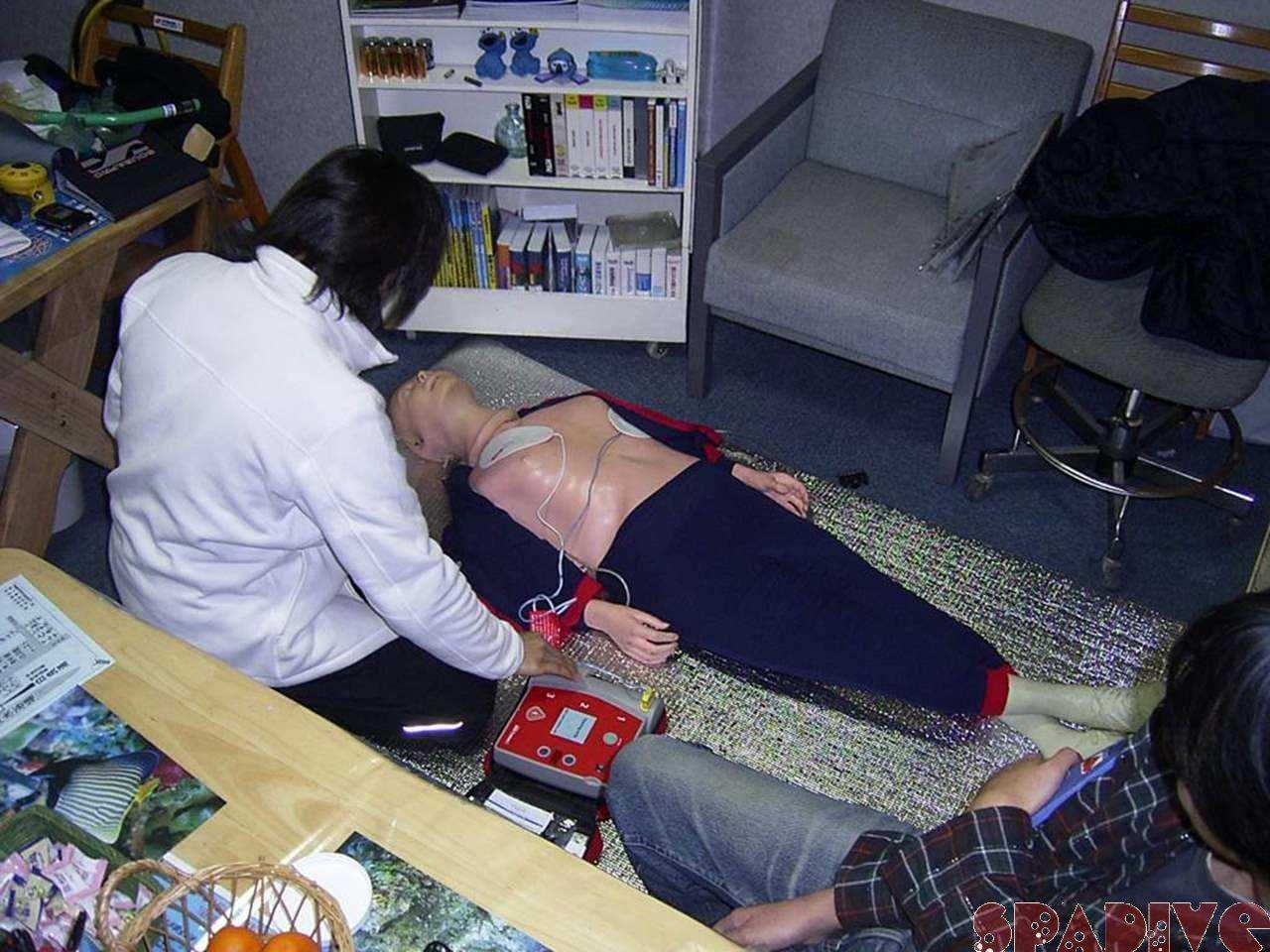EFR緊急ケアコース開催|2/11/2006