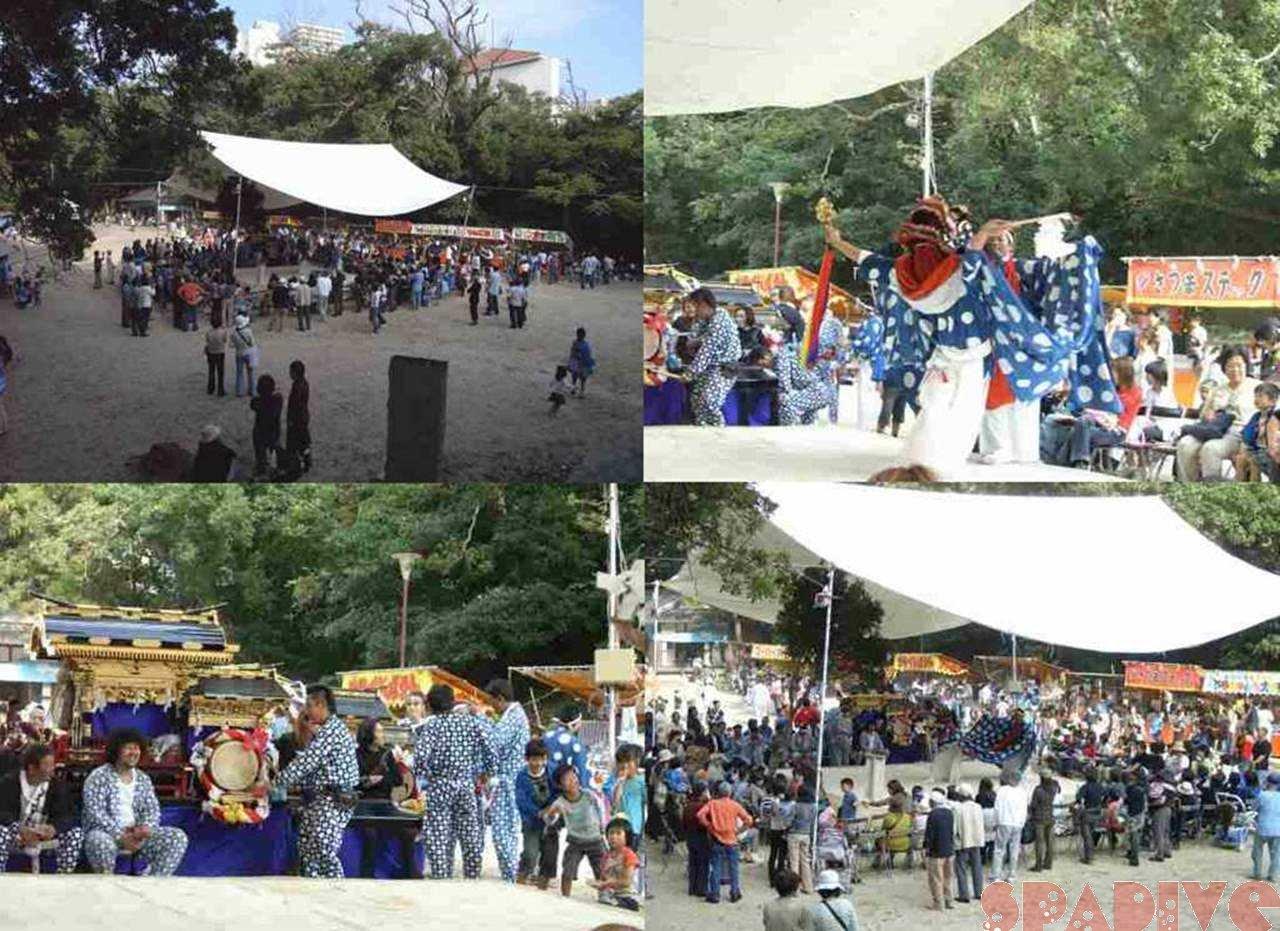 熊野三所神社例大祭 10/17/2006
