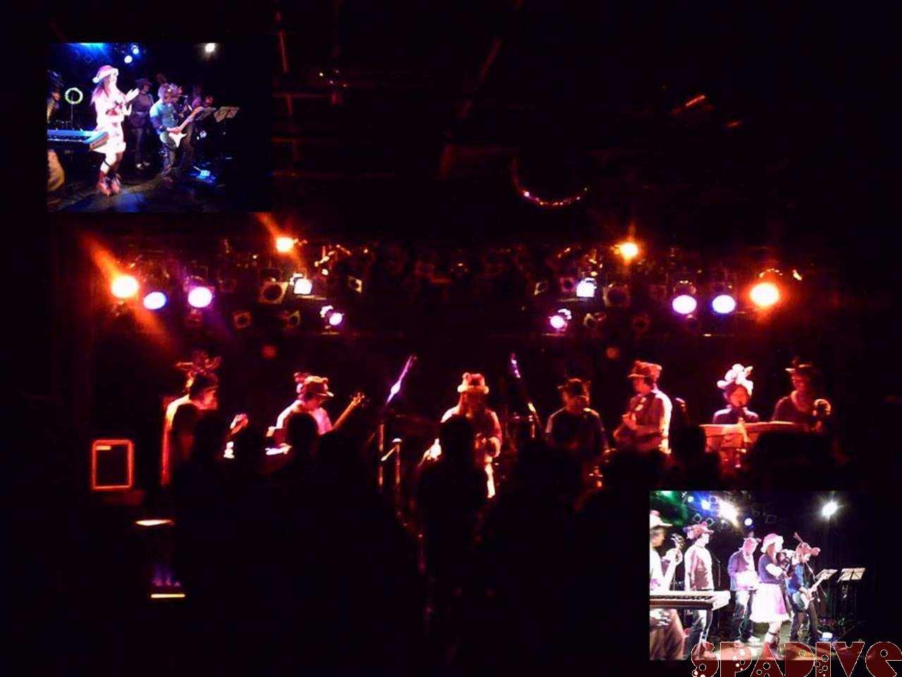 クリスマス・ライブ観戦 12/28/2006大阪