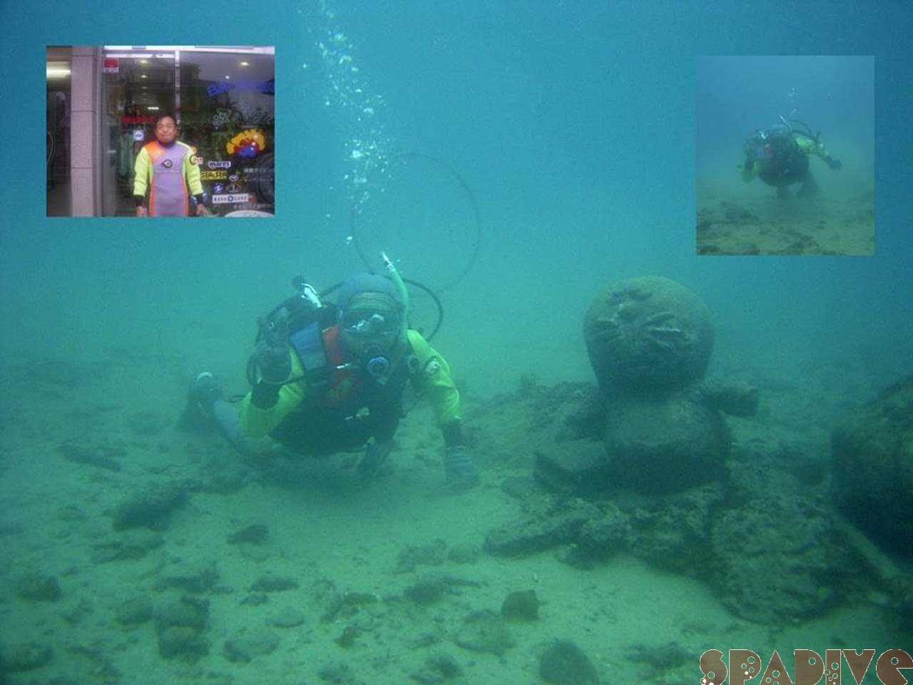 体験ダイビング|1/31/2006白浜権現崎