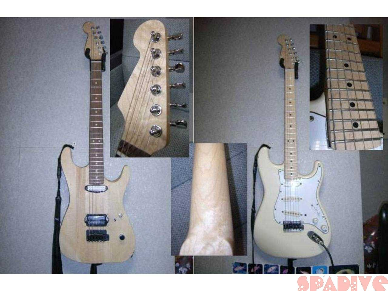 あらためてビックリ|ギターネック・指板の木材と音質|6/1/2007