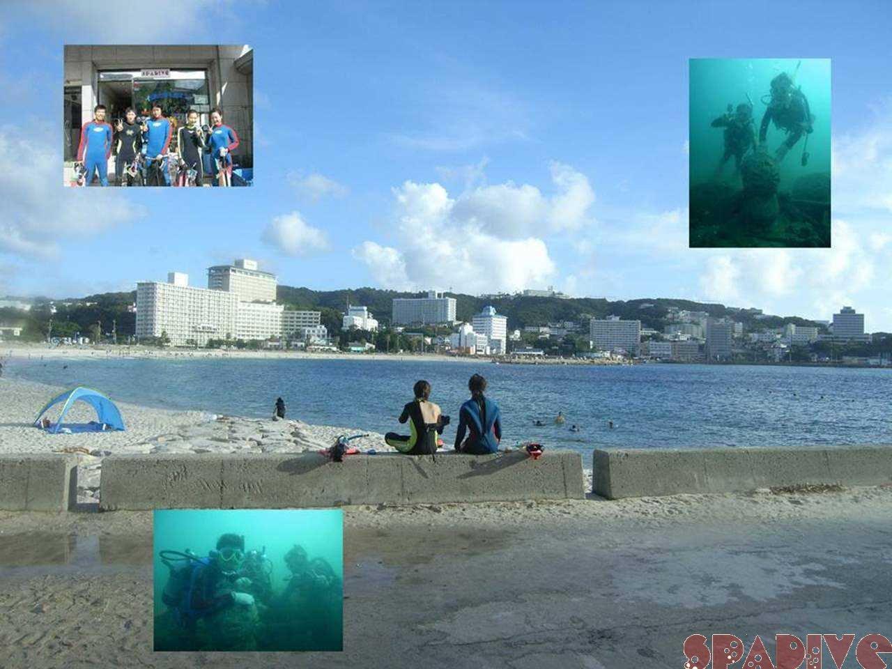 体験ダイビング|9/15/2007白浜権現崎