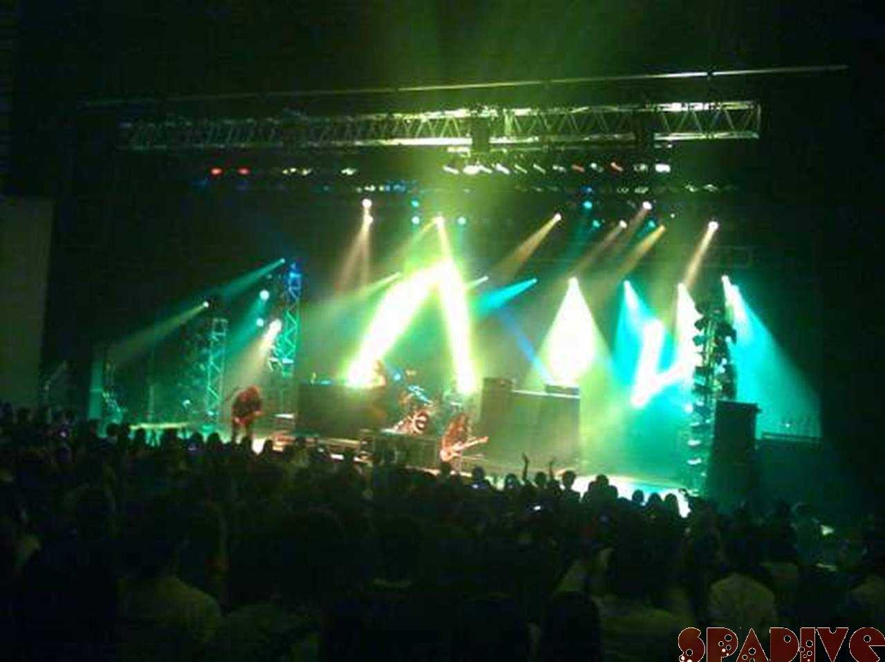 復活!EXTREME live Take Us Alive World Tour2008 12/8大阪厚生年金会館