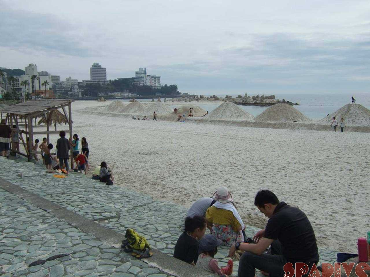 しらら浜砂まつり・・・中止|5/25/2008