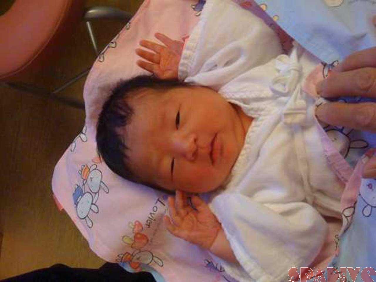 無事長女が生まれました\(^o^)/|9/26/2008