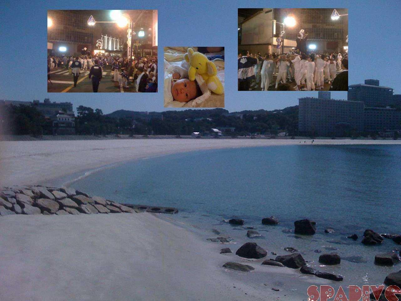 熊野三所神社例大祭-前夜祭|10/16/2008