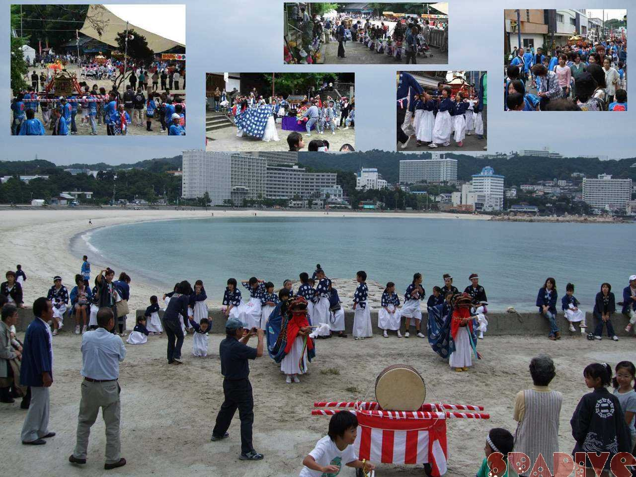 熊野三所神社例大祭 10/17/2008