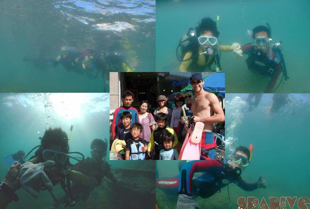 体験ダイビング|9/20/2008南紀白浜権現崎