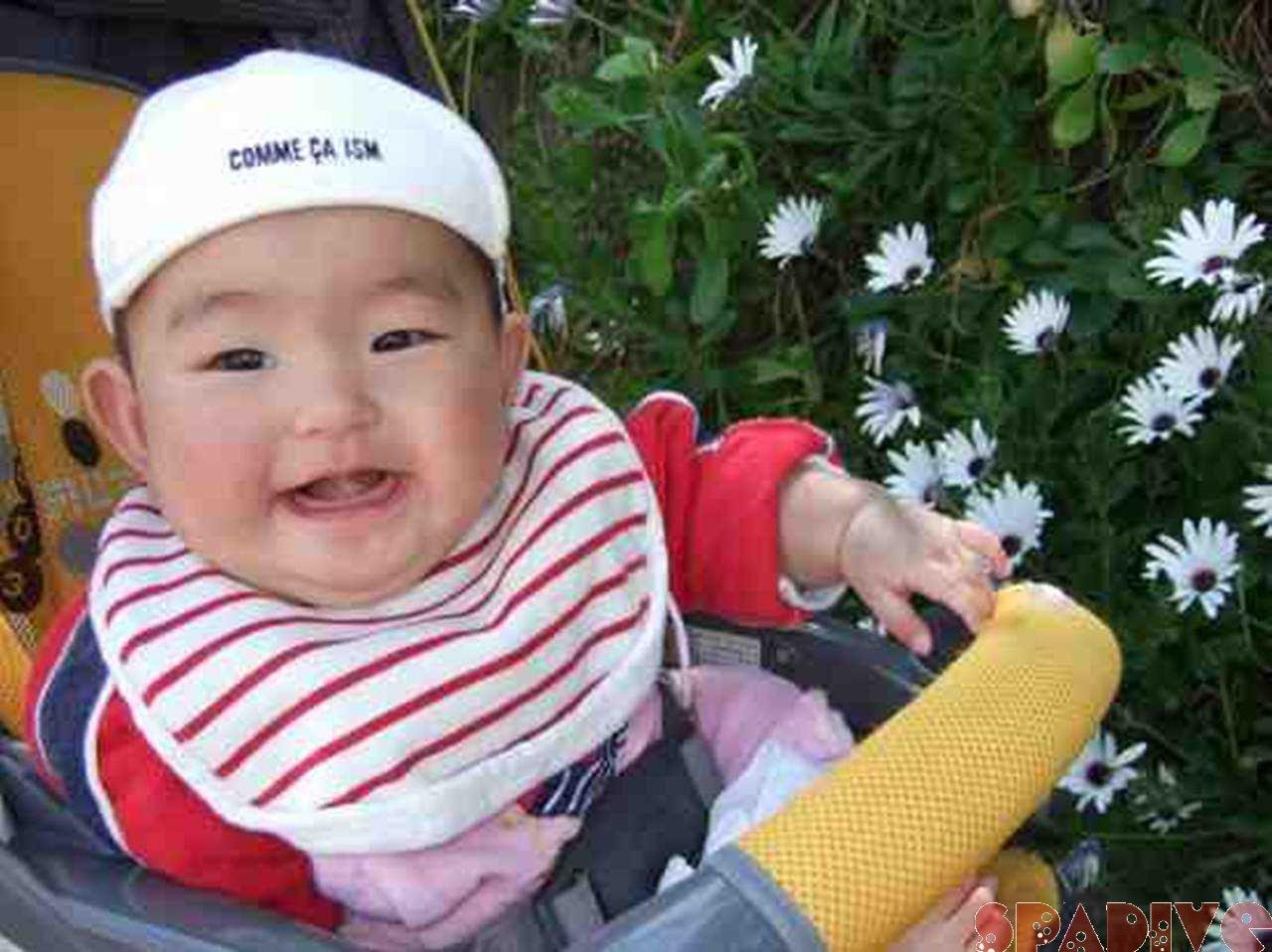 娘と散歩に行ってきました(^^♪4/10/2009