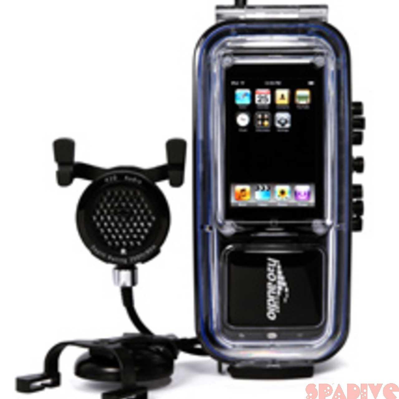 ダイビング可能!iphone/ipod用90m防水ケース「iDIVE300」