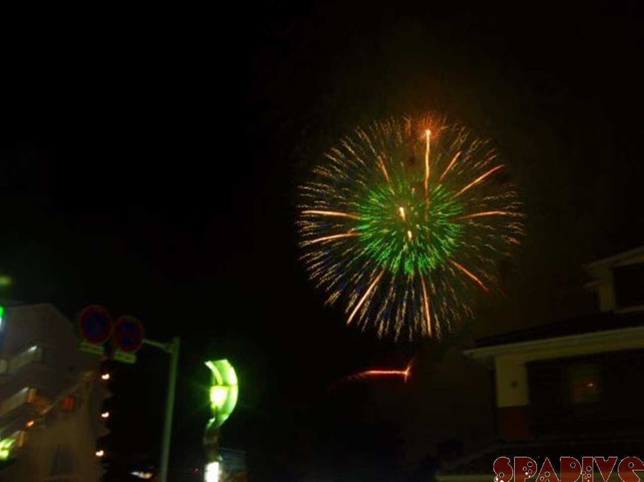 南紀白浜花火フェスティバル2010|7/30