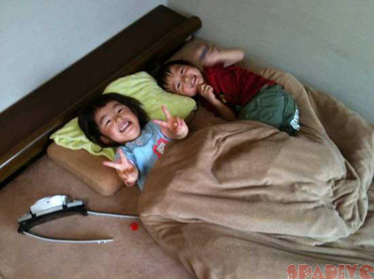 ママ友ランチと子どもたち|6/22/2011