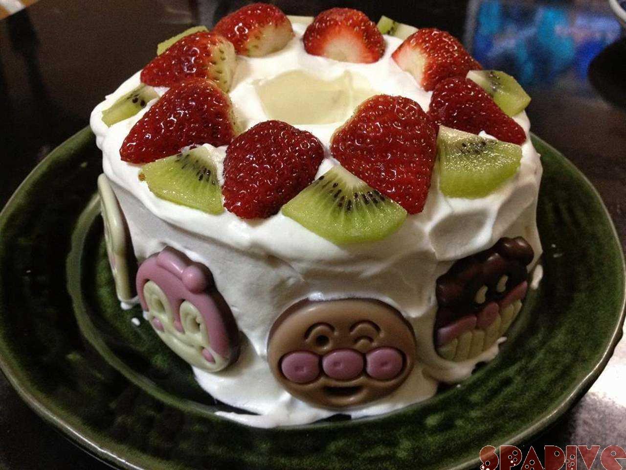 ☆ Merry X'mas ☆|簡易手作りケーキとチキン!12/25/11