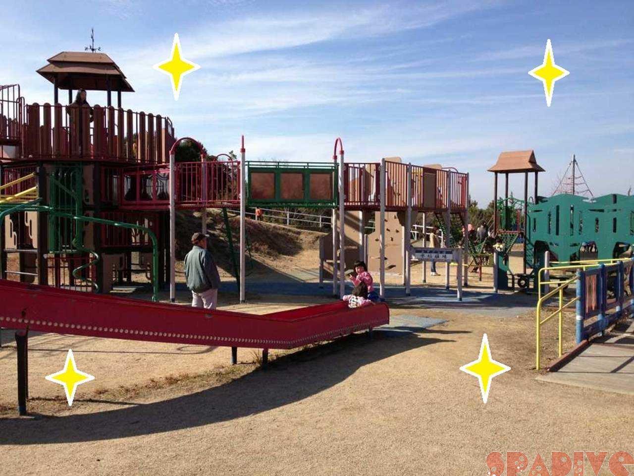 公園でエンジョイ子ども達|2/3/2013上富田スポーツセンター広場