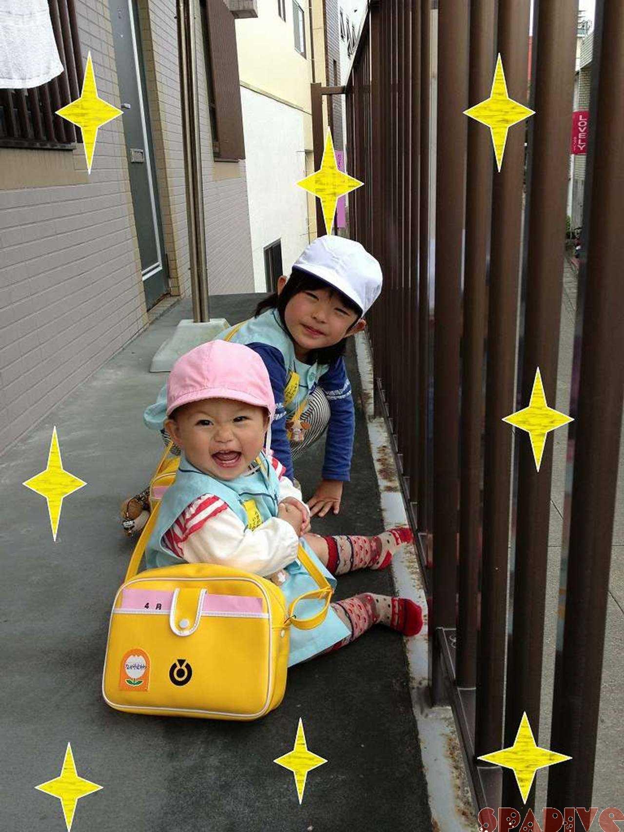 姉妹愛に感動です!! 4/9/2013