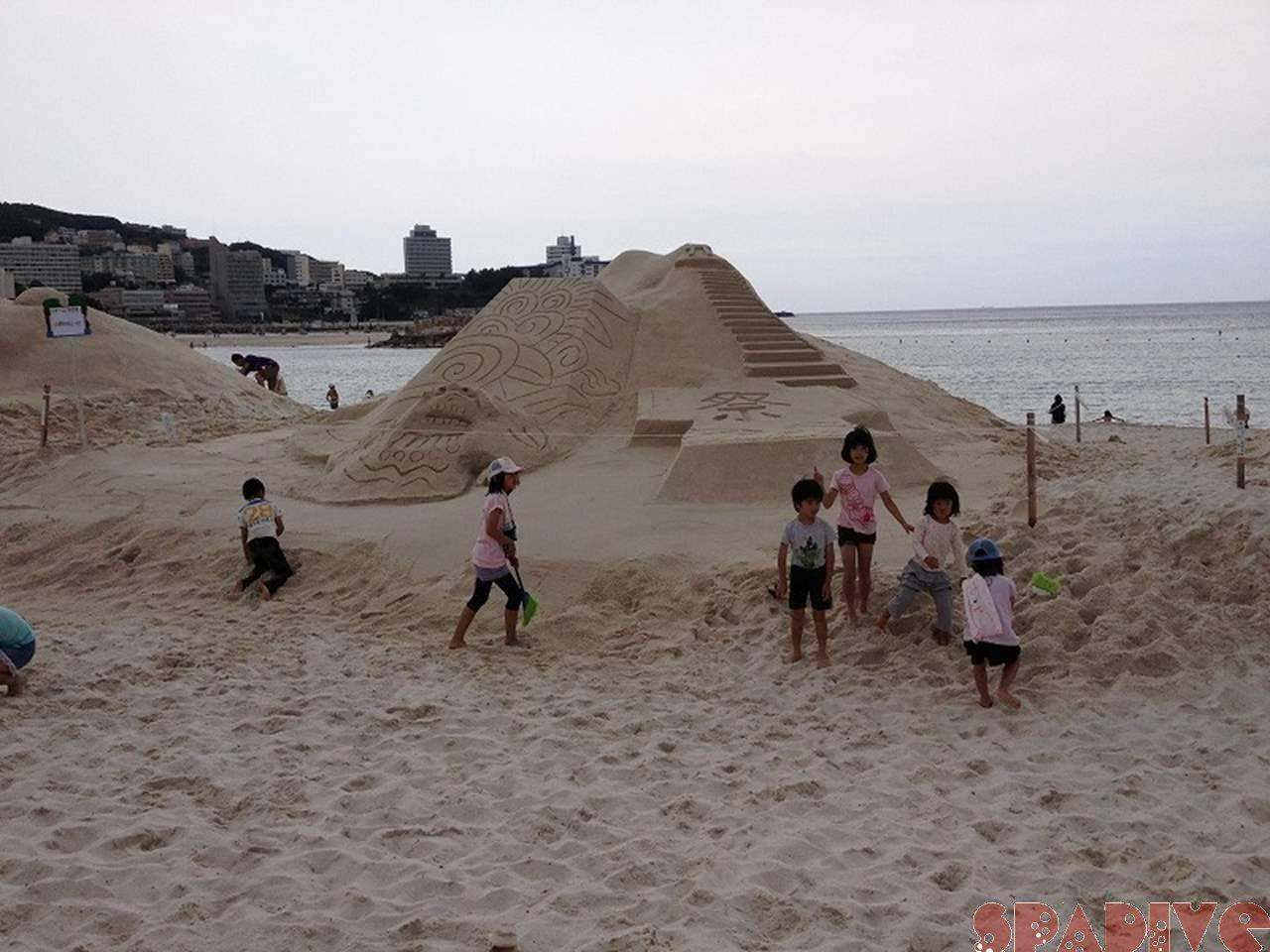 第45回砂まつり大会in白良浜|5/26/2013