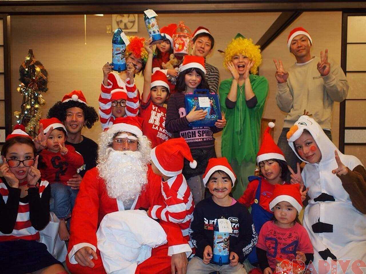 今年のクリスマス♪ 2014年12月23-24日