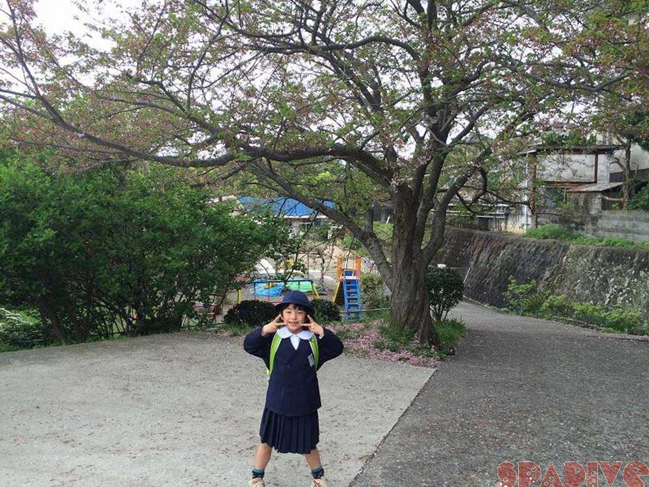 子ども達が入学・入園してから1週間たった今。 4/15/2015