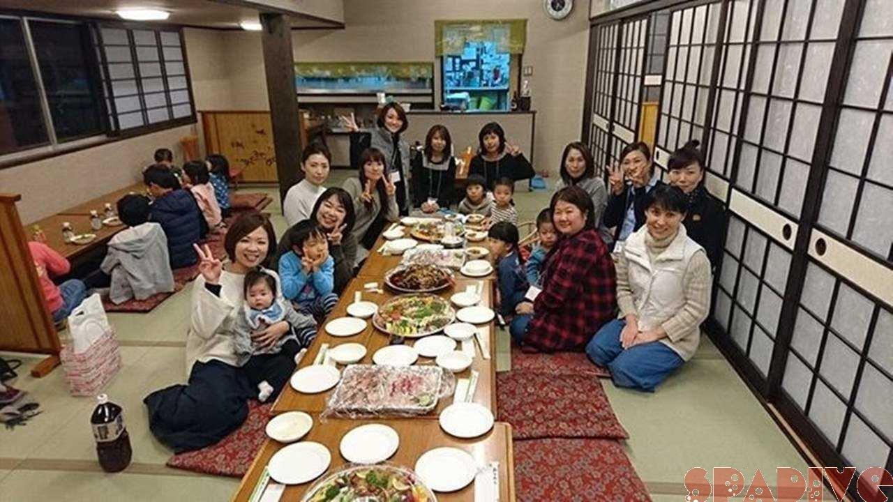 白浜のポスターガールズ新年会♪1/19/2017