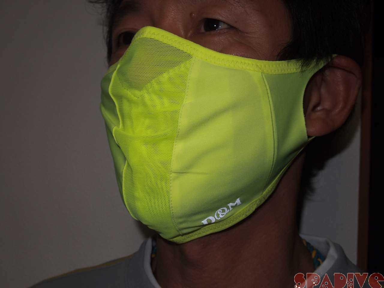 D&Mランナーマスク|実際のランニング使用感と比較(SSK、PITTA MASK)